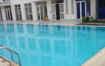 Hồ bơi chung cư Phú Mỹ Hưng